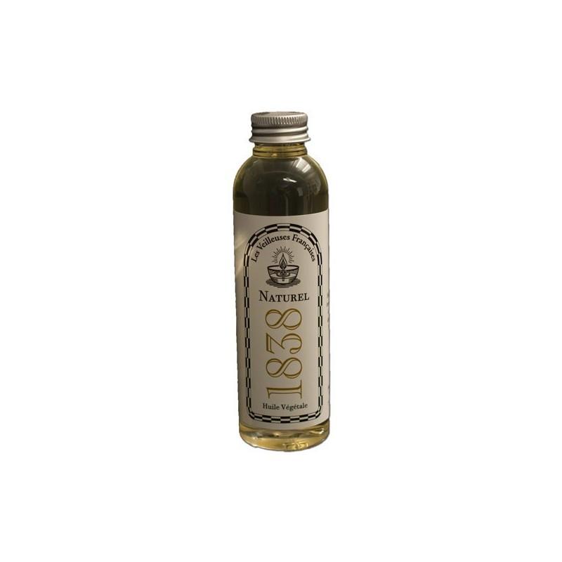 """Flacon d'huile végétale naturelle """"NATUREL 1838"""""""